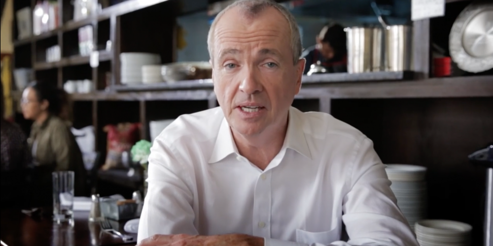 Phil Murphy for Governor Dishes New Jersey